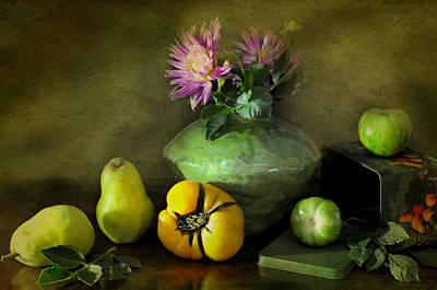 Fruit Tin Print by Diana Angstadt