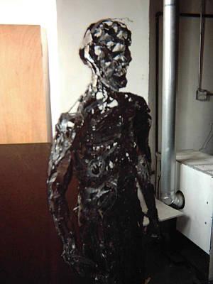 Sculpture - Full Size Figure Study by Don Thibodeaux