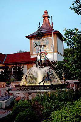 Copper Photograph - Fun Awaits Frankenmuth Michigan by LeeAnn McLaneGoetz McLaneGoetzStudioLLCcom