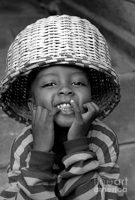 Nairobi Photograph - Fun Boy by Morris Keyonzo