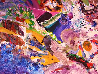 Etc. Mixed Media - fun by HollyWood Creation By linda zanini