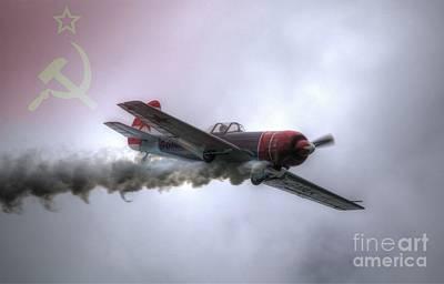 Yak Digital Art - G-gyak Yak 50 by Nigel Bangert