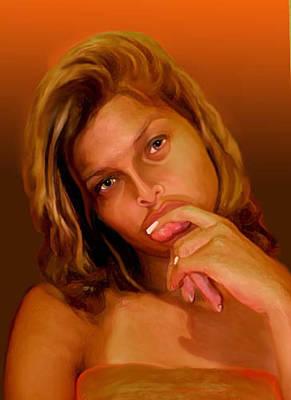 Gabriela Original by Claude Arango