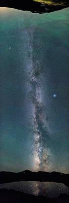 Galactic Reach Print by Darren White
