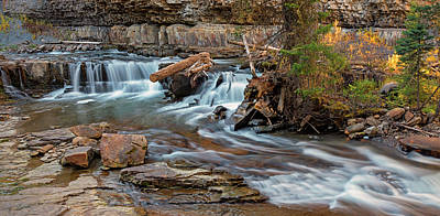 Gallatin River Photograph - Gallatin River Montana by Loree Johnson