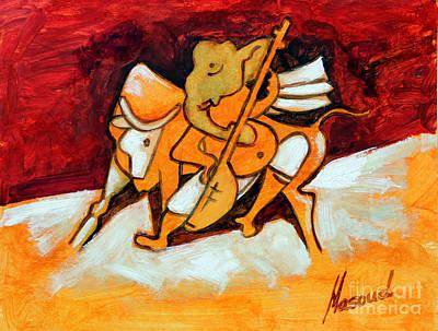 Ganesh Original by Masoud Farshchi