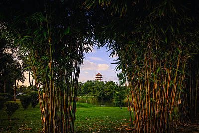 Singapore Photograph - Gate Of Beauty by Realism Exodus