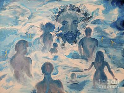 Gathering Storm Print by Joseph Juvenal