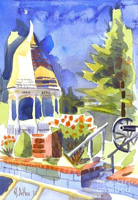 Gazebo II Original by Kip DeVore