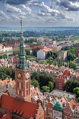 Gdansk Photograph By Jaroslaw Grudzinski