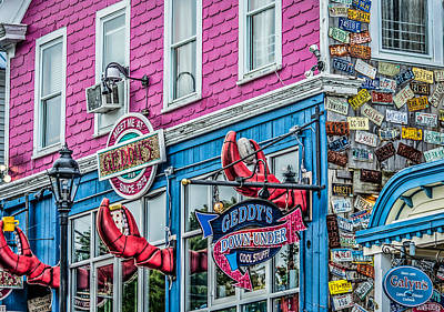 Geddy Photograph - Geddy's Pub by Black Brook Photography