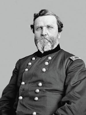 General George Thomas Print by War Is Hell Store