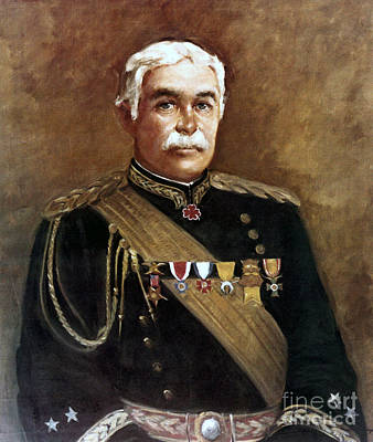 General Samuel B. M. Young Print by MotionAge Designs