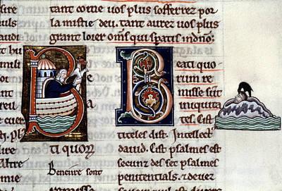 Genesis: Noah Print by Granger