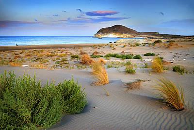 Genoveses Beach Print by Guido Montanes Castillo