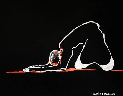 Gethsemanes Call Print by Gloria Ssali
