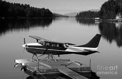 Float Plane Photograph - Getting Away by David Lee Thompson