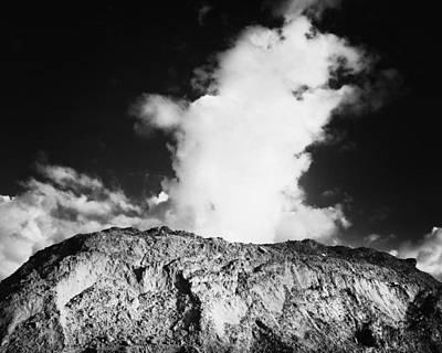 Photograph - Geyser Rock by Stephen Mack