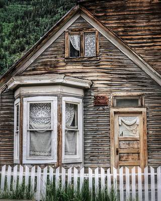 Annabelle Photograph - Ghost In The Window 1 - St. Elmo by LeAnne Perry