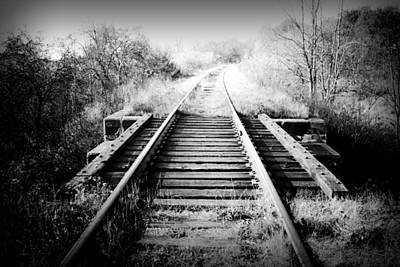 Photograph - Ghost Train by Nora Blansett