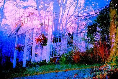 ghostHOUSE Original by Kasha Baxter