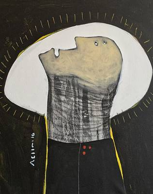 Painting - Gigantes No. 16 by Mark M Mellon
