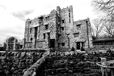 Gillette Castle Print by Catherine Reusch Daley