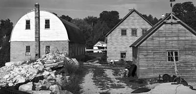Photograph - Gils Rock Harbor by Stephen Mack