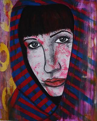 Girl 11 Original by Josean Rivera