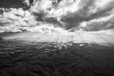 Glance From The Heavens Original by Jon Glaser