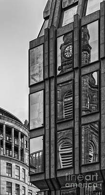 Glasgow Saint Georges Tron Parish Church Print by Antony McAulay