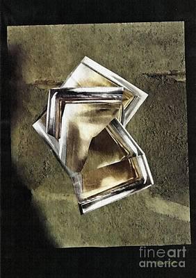 Avant Garde Mixed Media - Glass Sculpture by Sarah Loft
