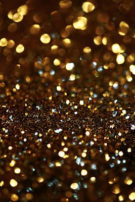 Glitter Print by Fine Arts