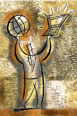 Globalization Original by Leon Zernitsky
