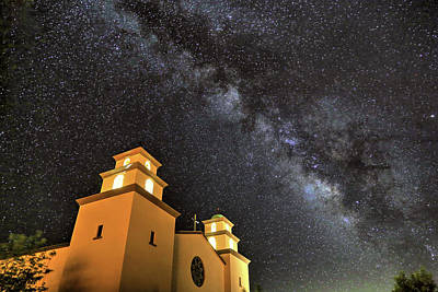 Immaculate Photograph - Glorious Milky Way by Donna Kennedy