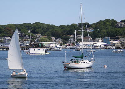 Glouster Photograph - Glouster Harbor by William Gardner