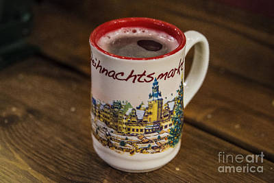 Vino Photograph - Gluwein  by Rob Hawkins