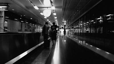 Going Away Original by Pedro Fernandez