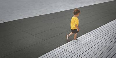 Boardwalk Photograph - Going Places by Scott Norris