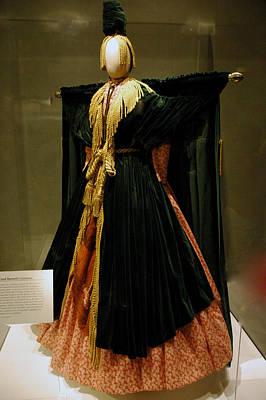 Smithsonian Museum Photograph - Gone With The Wind - Carol Burnett by LeeAnn McLaneGoetz McLaneGoetzStudioLLCcom