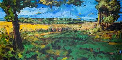 Sudbury Painting - Good Afternoon by Maxine Cameron