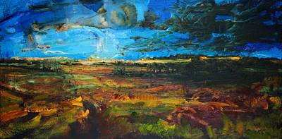 Sudbury Painting - Good Night by Maxine Cameron