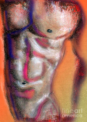Nude Digital Art - Good Time  by Mark Ashkenazi