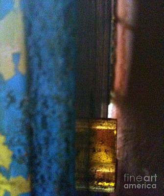 Goree Texture Print by Eugene Simon