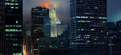 Photograph - Gotham by Thomas Richter