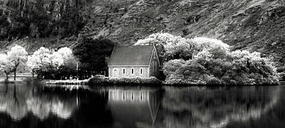 Gougane Barra Photograph - Gougan Barra by Thomas Maya