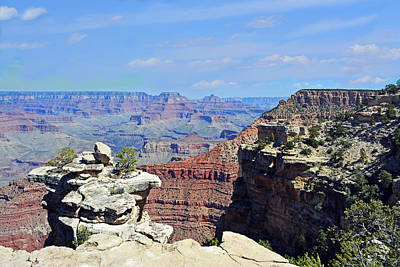 Grand Canyon Photograph - Grand Canyon 11 by Aimee L Maher Photography and Art Visit ALMGallerydotcom