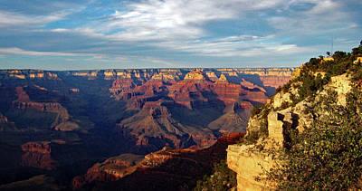 Grand Canyon No. 2 Print by Sandy Taylor
