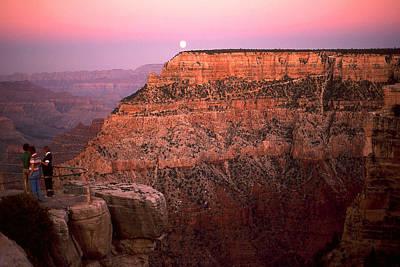 Arizona Photograph - Grand Canyon Arizona Sunset - Photo Art by Art America Online Gallery