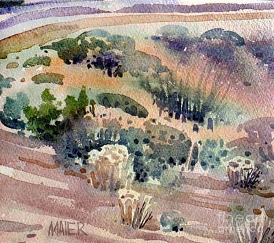 Grand Canyon Flora Study 77 Original by Donald Maier